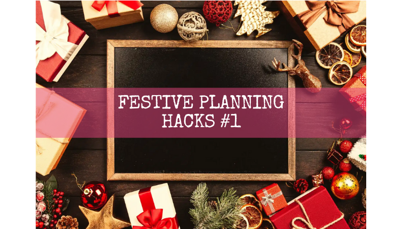 Festive Planning Hacks: How to stay debt-free thisChristmas!